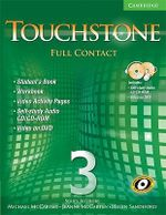 Touchstone Level 3 Full Contact (with NTSC DVD) : No. 3 - Michael McCarthy