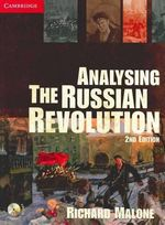 Analysing the Russian Revolution - Richard Malone