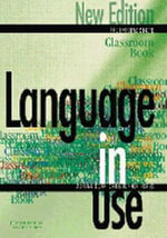 Language in Use : Classroom Book : Pre-Intermediate - Adrian Doff