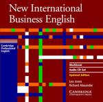 New International Business English Workbook Audio Cd Set (2 Cds) - Leo Jones