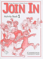 Join In Activity Book 1 : Level 1 - Gunter Gerngross