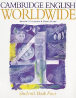 Cambridge English Worldwide Student's Book 4 - Andrew Littlejohn