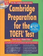 Cambridge Preparation for the TOEFL(R) Test Book/CD-ROM/audio CD - Jolene Gear