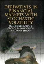Derivatives in Financial Markets with Stochastic Volatility - Jean-Pierre Fouque