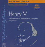 King Henry V CD Set : New Cambridge Shakespeare (Naxos Audio) - William Shakespeare