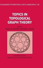 Topics in Topological Graph Theory