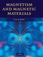 Magnetism and Magnetic Materials - Michael Coey
