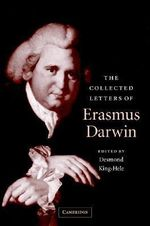 The Collected Letters of Erasmus Darwin - Erasmus Darwin