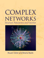 Complex Networks : Structure, Robustness and Function - Shlomo Havlin