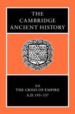 The Cambridge Ancient History 14 Volume Set in 19 Hardback Parts - Various