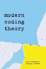 Modern Coding Theory - Tom Richardson