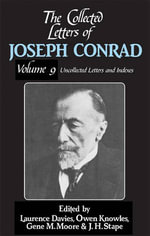 The Collected Letters of Joseph Conrad 9 Volume Hardback Set - Joseph Conrad