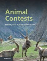 Animal Contests : Physiology and Perception