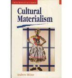 Cultural Materialism : Interpretations - Andrew Milner