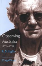 Observing Australia 1959 to 1999