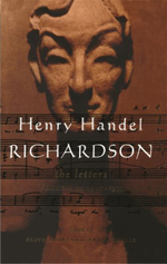 Henry Handel Richardson: 1917-1933 v. 2 : The Letters - Henry Handel Richardson