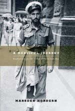 A Merciful Journey : Recollections of a World War II Patrol Boat Man - Marsden Hordern