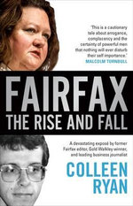 The Rise and Fall of the House of Fairfax - Colleen Ryan