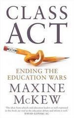 Class Act - Maxine McKew