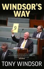 Windsor's Way - Tony Windsor