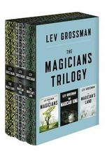The Magician's Trilogy Boxed Set - Lev Grossman
