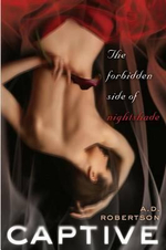 Captive : The Forbidden Side of Nightshade - A D Robertson