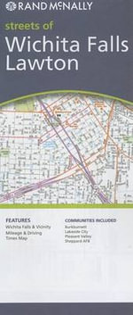 Rand McNally Streets of Wichita Falls, Lawton : Highways & Interstates - Rand McNally