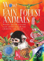 Rain Forest Animals - Carolyn Franklin