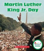 Martin Luther King Jr. Day : Rookie Read-About Holidays (Paperback) - Lisa M Herrington