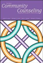 Community Counseling : Empowerment Strategies for a Diverse Society - Judy Daniels