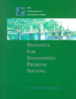 Statistics for Engineering Problem Solving - Stephen A. Vardeman