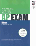 Preparing for the Biology AP Exam with Biology : Concepts & Connections - Neil A Campbell