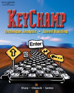KeyChamp 2.0 : Technique Analysis, Speed Building - Walter M. Sharp
