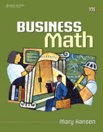 Business Math - Mary Hansen