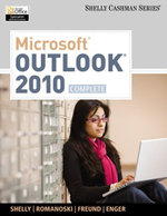 Microsoft Outlook 2010 : Complete - Gary B Shelly