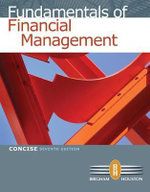 Fundamentals of Financial Management : Study Guide - Eugene F. Brigham