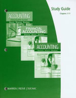 Accounting/Financial Accounting/Accounting Using Excel for Success : Chapters 1-17 - Dr Carl S Warren