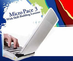 Micropace 3 with Skill Building Lessons - Ronald D Johnson
