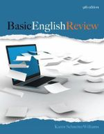 Basic English Review : Nursing 2: Student's Book - Karen Schneiter Williams