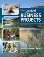 Integrated Business Projects : Technique Analysis, Speed Building - Anthony A. Olinzock