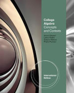 College Algebra : Concepts and Contexts - James Stewart