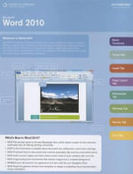 Microsoft Office Word 2010 Web Application CourseNotes - Technology Course