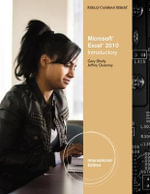 Microsoft Office Excel 2010 : Introductory - Gary B. Shelly