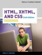 HTML : Introductory - Gary B. Shelly