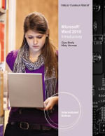 Microsoft Office Word 2010 : Introductory - Gary B. Shelly
