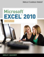 Microsoft Office Excel 14 : Complete - Gary B. Shelly
