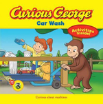 Curious George Car Wash - H A Rey