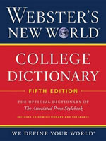 Webster's New World College Dictionary, Fifth Edition - Editors Of Webster's New World College Dictionary