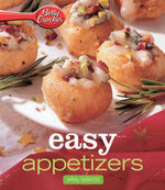 Betty Crocker Easy Appetizers : HMH Selects - Betty Crocker