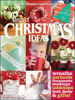 Best of Christmas Ideas - Better Homes and Gardens